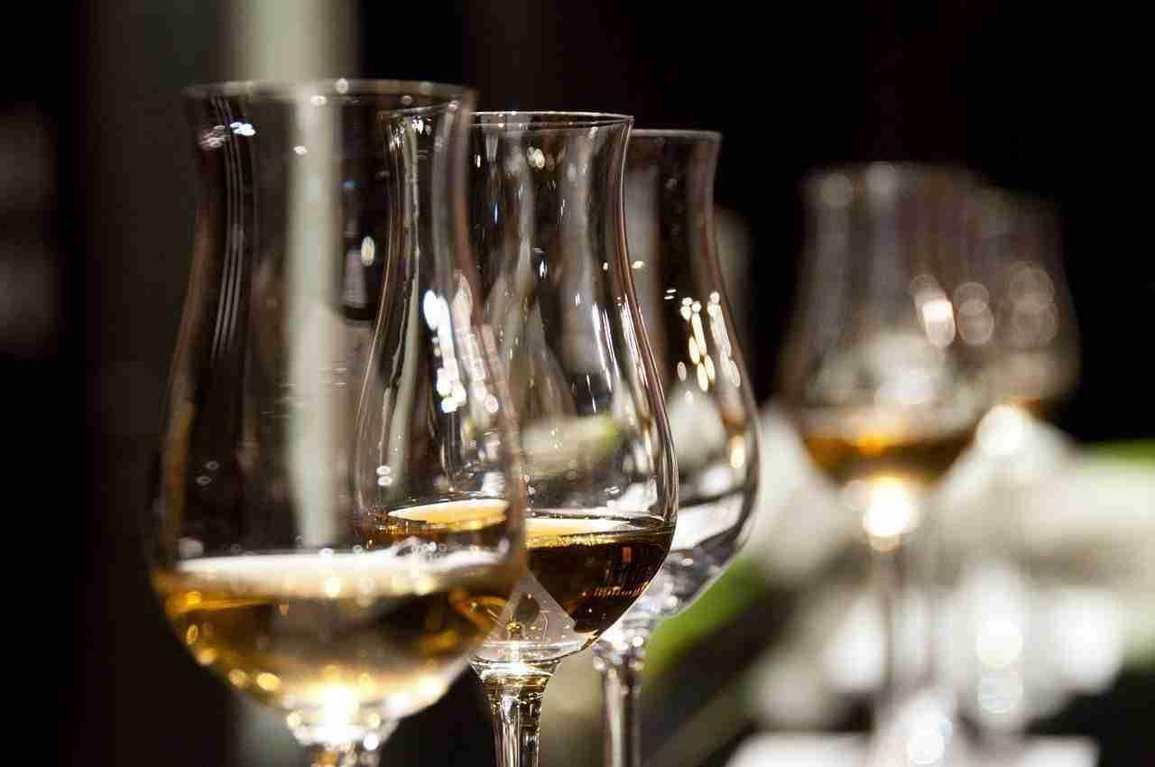 Quattro vini per quattro Marenghi. D'oro
