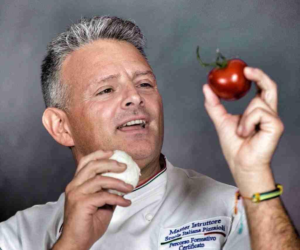 La pasta della pizza secondo Giorgio Sabbatini
