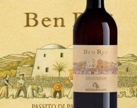 Passito di Pantelleria Ben Ryé