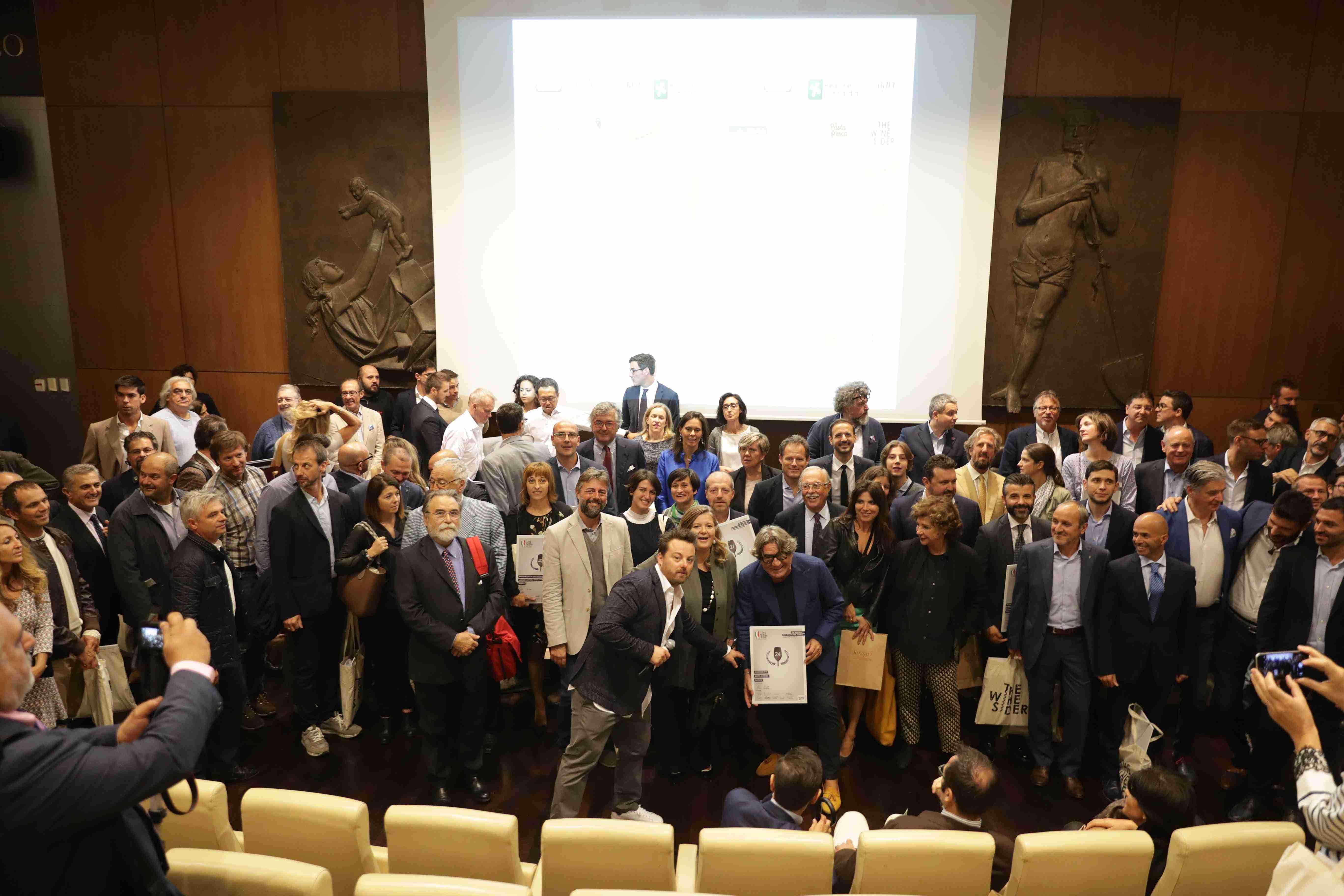 Milano premia 50 etichette