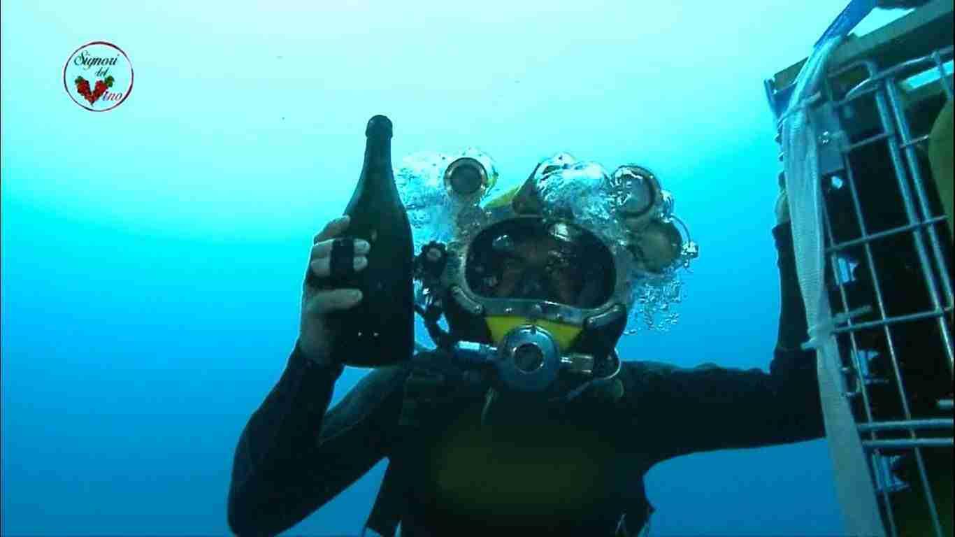 Un metodo classico ad immersione marina