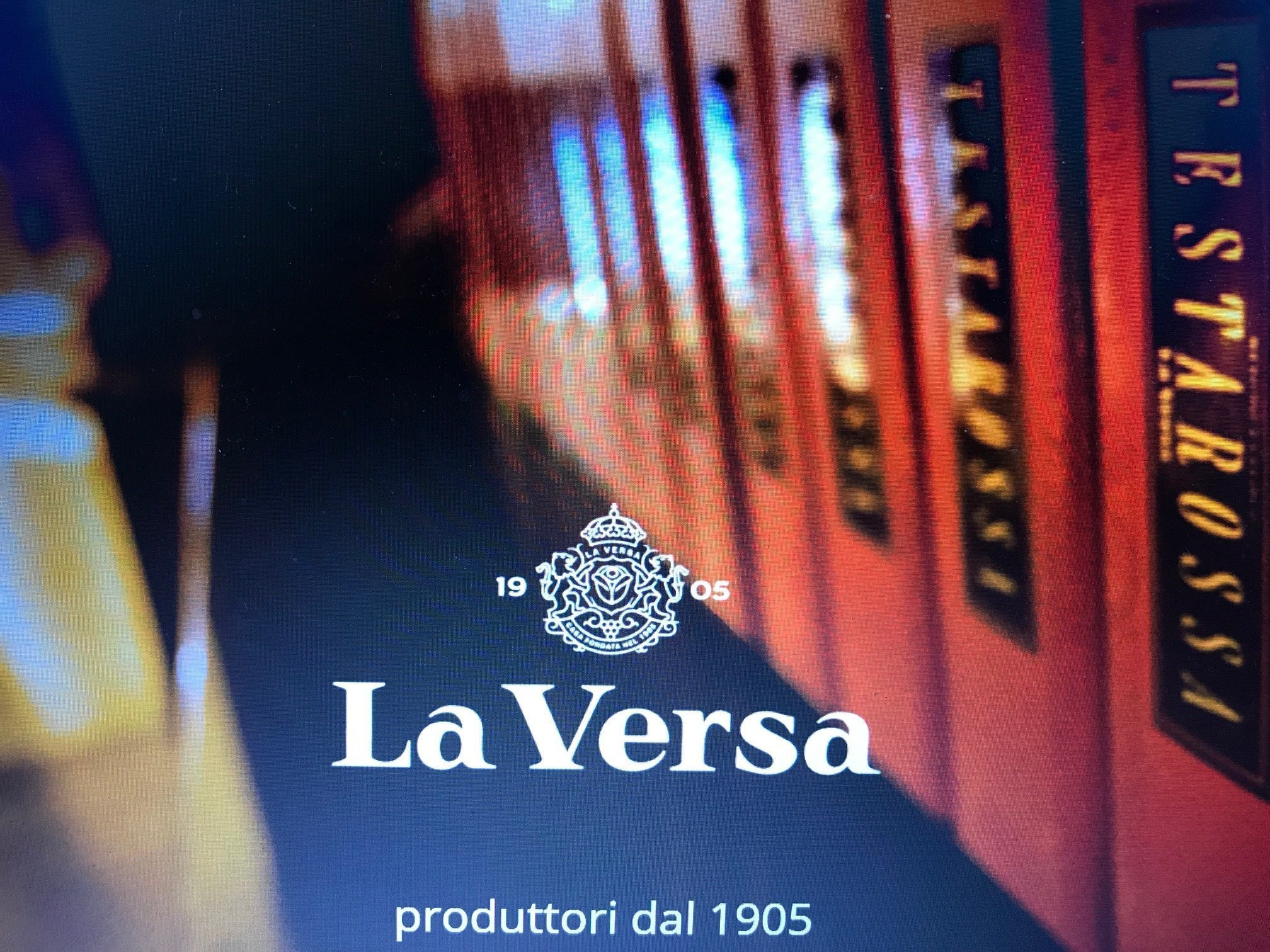 Testarossa ritorno (elegante) al futuro La Versa
