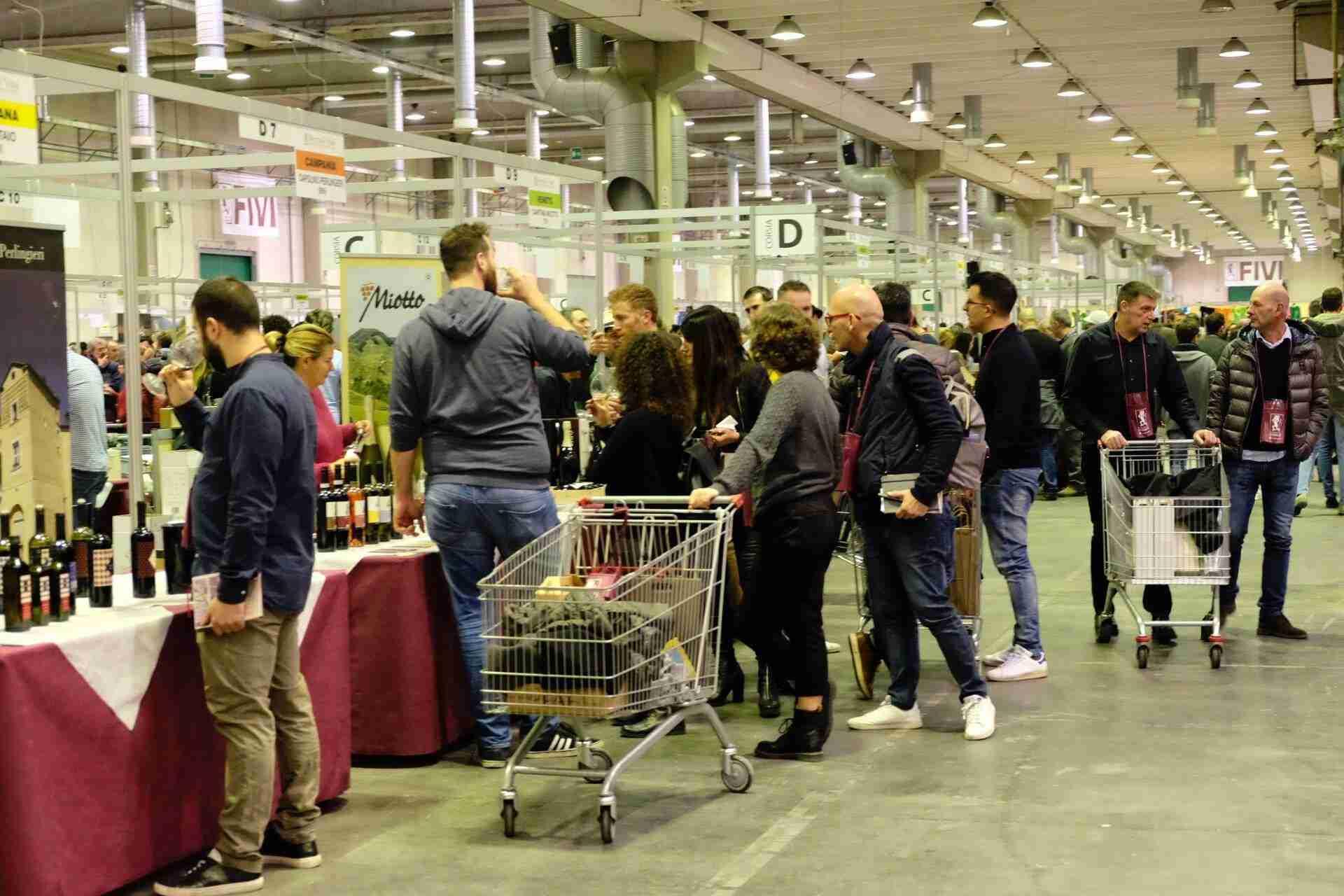 Piacenza: nel carrello vini come a Natale