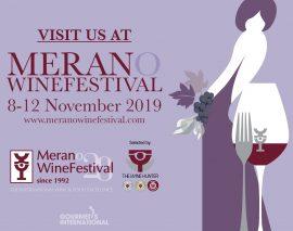 A Merano un Wine Festival Magnum